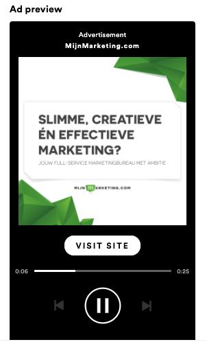 Adverteren op Spotify