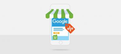 Adverteren op Google met Google shopping voor afbeeldingen