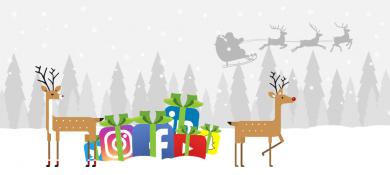Social Media feestdagen